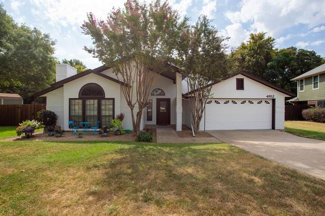 4812 Briarcreek Drive, Flower Mound, TX 75028 (MLS #14686861) :: All Cities USA Realty