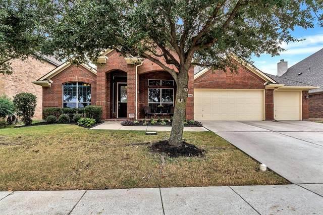 5348 Camrose Street, Fort Worth, TX 76244 (MLS #14686918) :: 1st Choice Realty