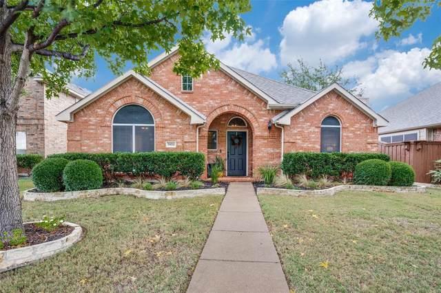9454 Wichita Trail, Frisco, TX 75033 (MLS #14686932) :: Real Estate By Design