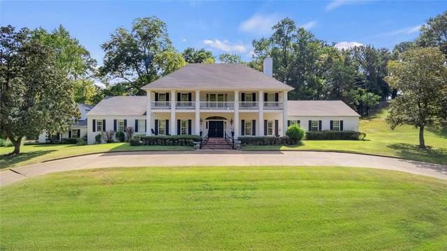 2800 Woodlake Drive, Tyler, TX 75701 (MLS #14686955) :: Trinity Premier Properties