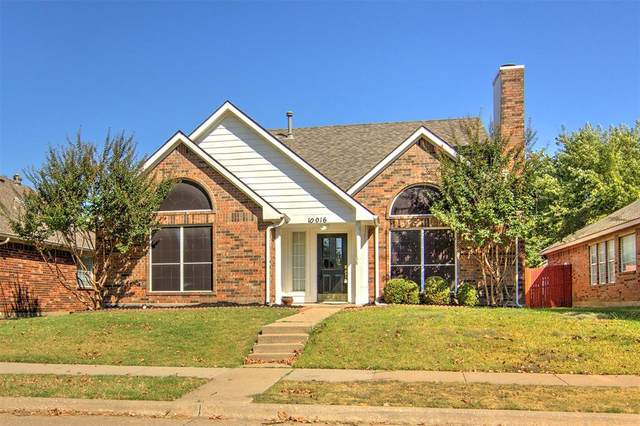 10016 Concord Drive, Frisco, TX 75035 (MLS #14686968) :: The Russell-Rose Team