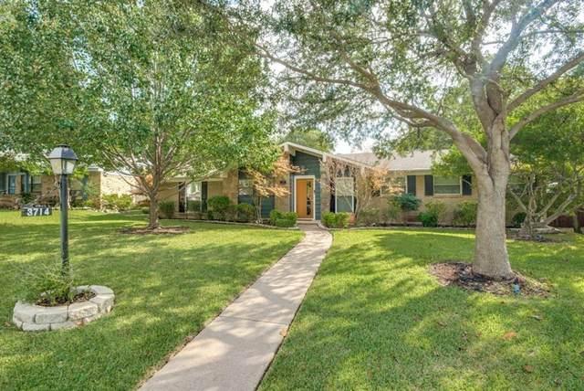 3714 Crestpark Drive, Farmers Branch, TX 75244 (MLS #14686978) :: 1st Choice Realty