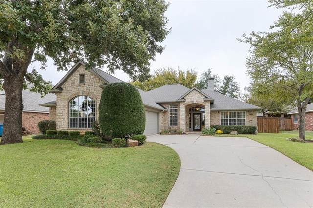 2808 Stanford Drive, Flower Mound, TX 75022 (MLS #14687002) :: DFW Select Realty