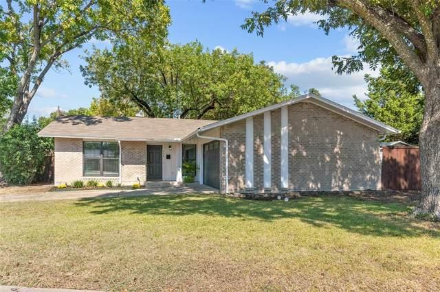 736 Pinehurst Drive, Richardson, TX 75080 (MLS #14687013) :: Trinity Premier Properties