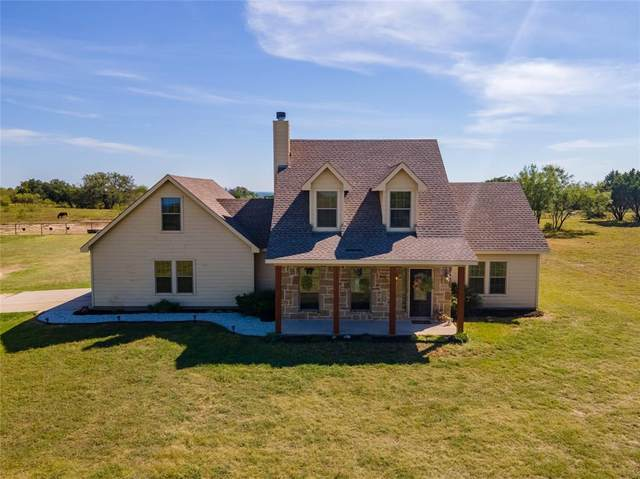 3940 Skyline Drive, Bluff Dale, TX 76433 (MLS #14687026) :: The Star Team | Rogers Healy and Associates
