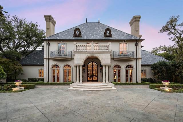 4834 N Lindhurst Avenue, Dallas, TX 75229 (MLS #14687029) :: Real Estate By Design