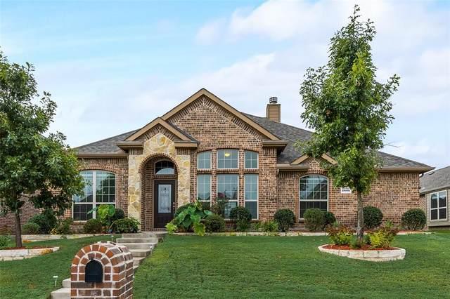 2605 Idlewood Drive, Wylie, TX 75098 (MLS #14687046) :: RE/MAX Pinnacle Group REALTORS