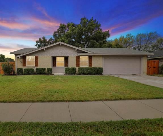 1308 Cedar Brush Trail, Arlington, TX 76014 (MLS #14687057) :: Trinity Premier Properties