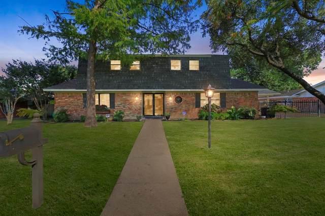 5913 Meredith Lane, Edgecliff Village, TX 76134 (MLS #14687064) :: Real Estate By Design