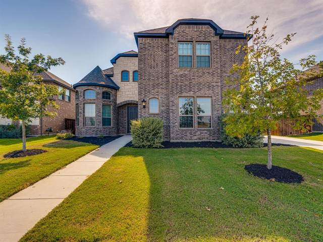 3200 Chambley Lane, Mansfield, TX 76084 (MLS #14687115) :: The Star Team | Rogers Healy and Associates