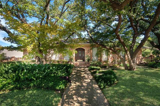 9149 Raeford Drive, Dallas, TX 75243 (MLS #14687126) :: The Star Team | Rogers Healy and Associates