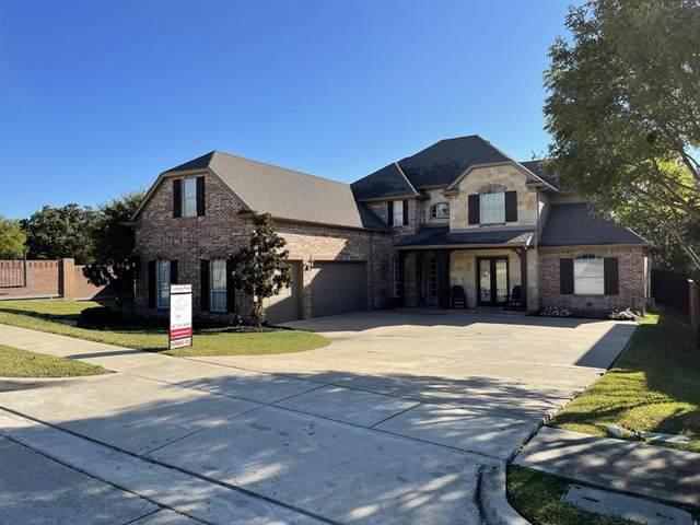 701 Hidden Woods Drive, Keller, TX 76248 (MLS #14687135) :: The Tierny Jordan Network