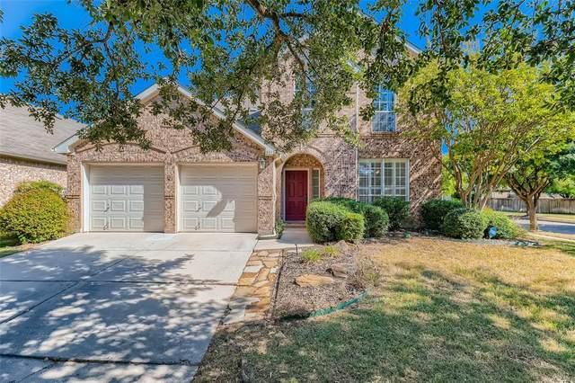 8013 Pretoria Place, Fort Worth, TX 76123 (MLS #14687136) :: Trinity Premier Properties