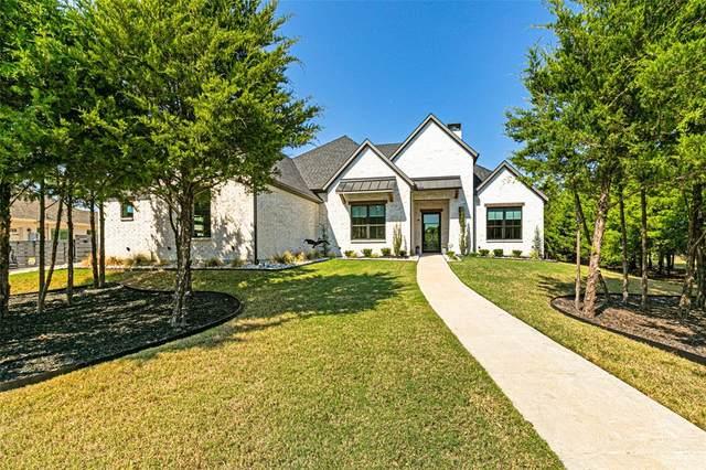 500 Shadow Wood Lane, Heath, TX 75032 (MLS #14687144) :: The Good Home Team