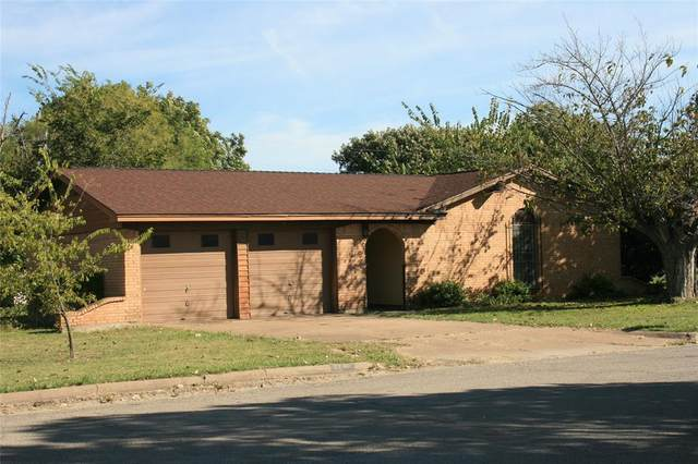 1705 SE 11th Street, Mineral Wells, TX 76067 (MLS #14687150) :: Real Estate By Design