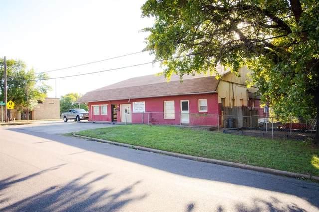 1201 W Nelson Street, Denison, TX 75020 (MLS #14687160) :: KW Commercial Dallas