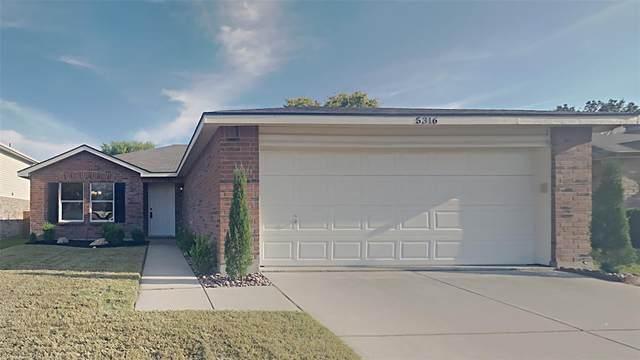 5316 Los Altos Road, Fort Worth, TX 76244 (MLS #14687171) :: Trinity Premier Properties