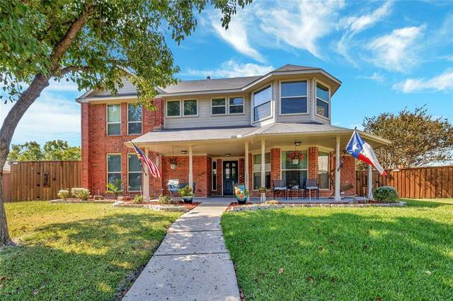 2001 Bent Brook Drive, Mesquite, TX 75181 (MLS #14687234) :: Real Estate By Design