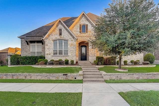 2001 Blaise Lane, Lewisville, TX 75056 (MLS #14687258) :: Epic Direct Realty