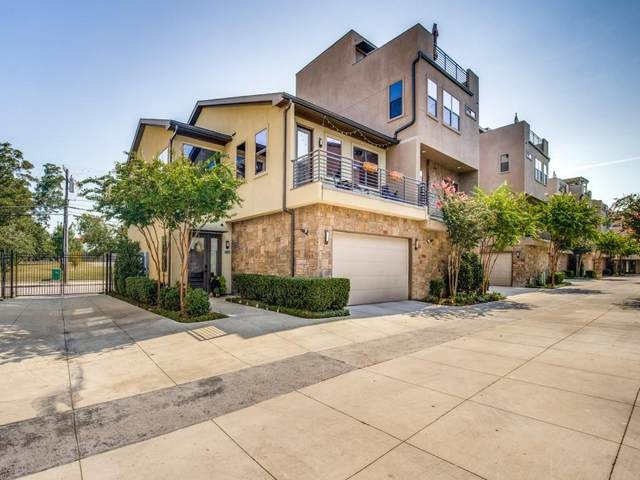 1717 Annex #601, Dallas, TX 75204 (MLS #14687264) :: All Cities USA Realty
