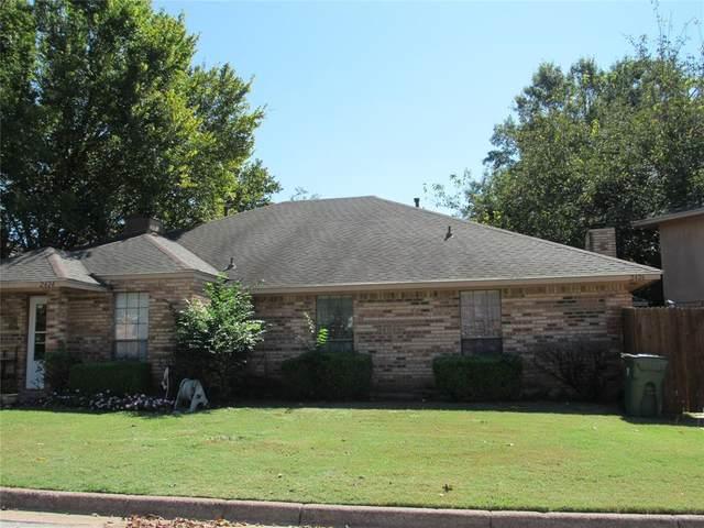 2426 Kingsford Court, Arlington, TX 76017 (MLS #14687287) :: Real Estate By Design