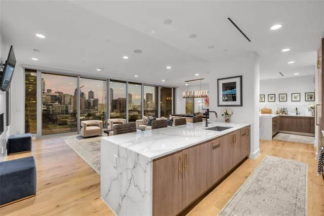 3130 N Harwood Street #1406, Dallas, TX 75201 (MLS #14687299) :: Robbins Real Estate Group