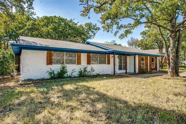 1149 Jerry Lane, Bedford, TX 76022 (MLS #14687319) :: The Chad Smith Team