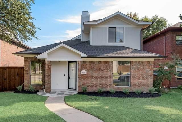 1208 Alameda Drive, Carrollton, TX 75007 (MLS #14687327) :: Jones-Papadopoulos & Co