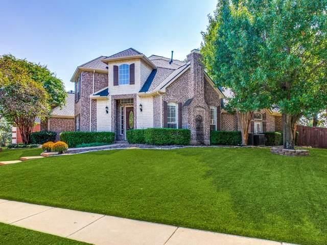 1606 Eagle Ridge Drive, Corinth, TX 76210 (MLS #14687337) :: Epic Direct Realty