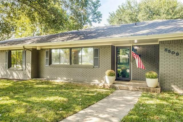 5509 Northmoor Drive, Dallas, TX 75230 (MLS #14687341) :: Lisa Birdsong Group   Compass