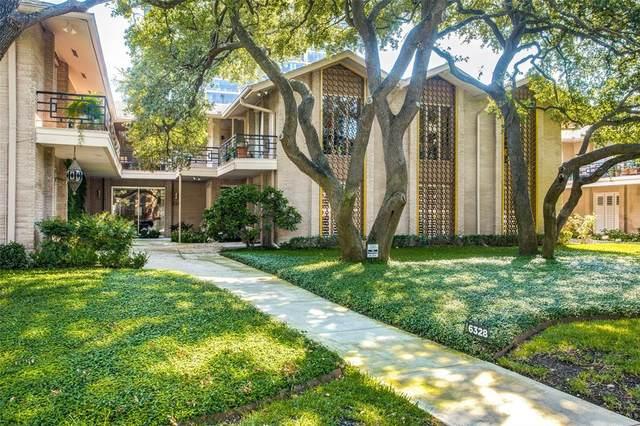 6328 Bandera Avenue 6328 A, Dallas, TX 75225 (MLS #14687354) :: All Cities USA Realty