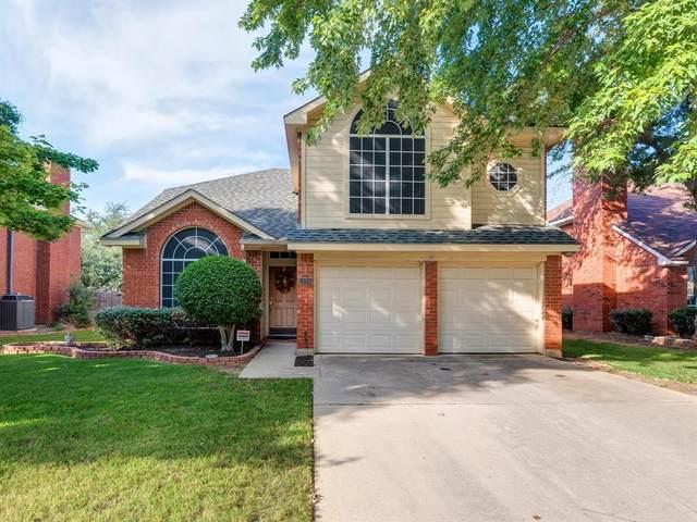 1922 Hunters Ridge Drive, Grapevine, TX 76051 (MLS #14687370) :: Epic Direct Realty