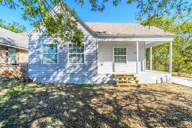 1109 Bessie Street, Fort Worth, TX 76104 (MLS #14687402) :: Robbins Real Estate Group