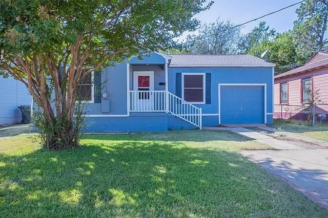 1003 Bonnie View Road, Dallas, TX 75203 (MLS #14687405) :: Jones-Papadopoulos & Co