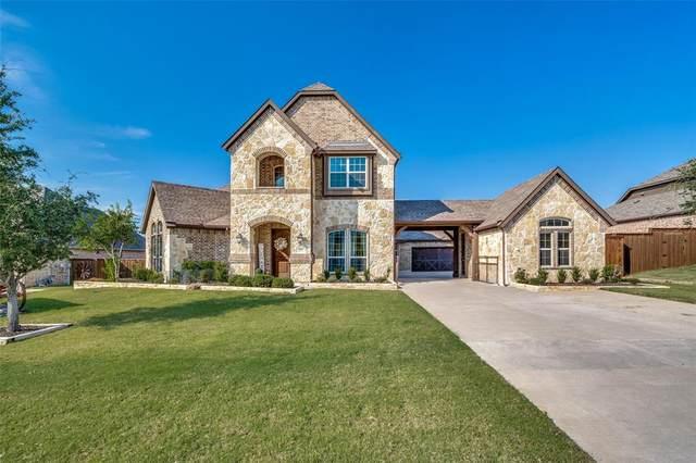 641 Sunbury Lane, Prosper, TX 75078 (MLS #14687406) :: The Good Home Team