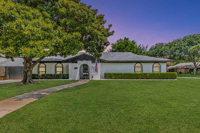 6605 Trail Lake, Fort Worth, TX 76133 (MLS #14687409) :: Jones-Papadopoulos & Co