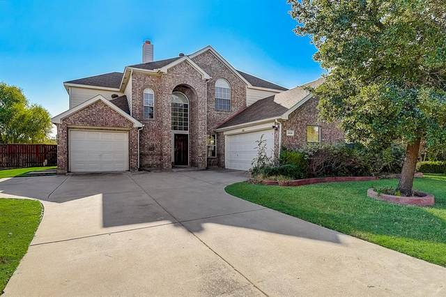 3824 Overlook Court, The Colony, TX 75056 (MLS #14687430) :: Frankie Arthur Real Estate