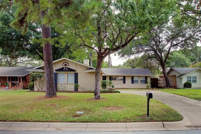 2509 Olympia Drive, Arlington, TX 76013 (MLS #14687433) :: Real Estate By Design
