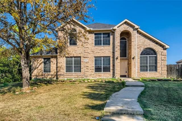 4025 Breckenridge Court, The Colony, TX 75056 (MLS #14687442) :: Frankie Arthur Real Estate