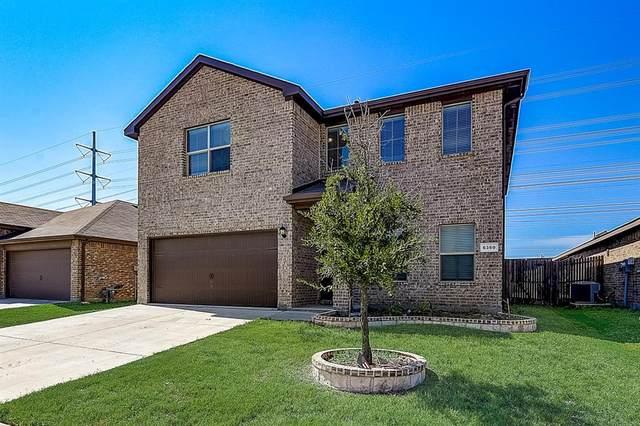 6360 Sails Street, Fort Worth, TX 76179 (MLS #14687466) :: Frankie Arthur Real Estate