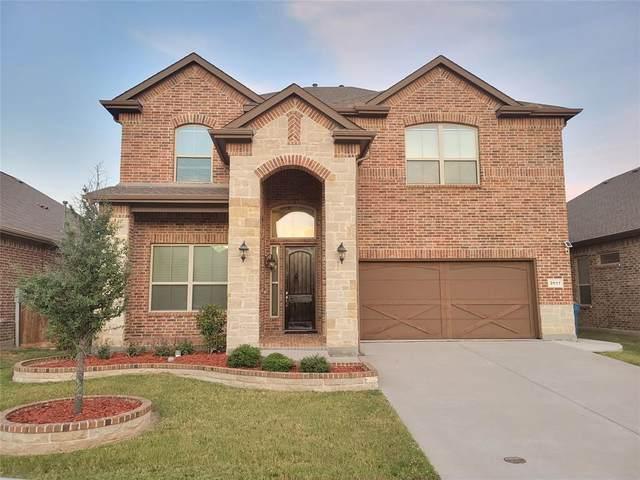 2027 Sorrento Lane, Lewisville, TX 75077 (MLS #14687485) :: Trinity Premier Properties
