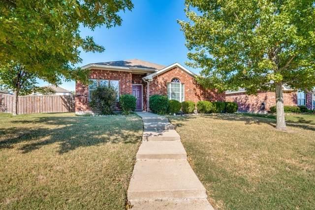 116 Sandy Lane, Royse City, TX 75189 (MLS #14687497) :: Team Hodnett