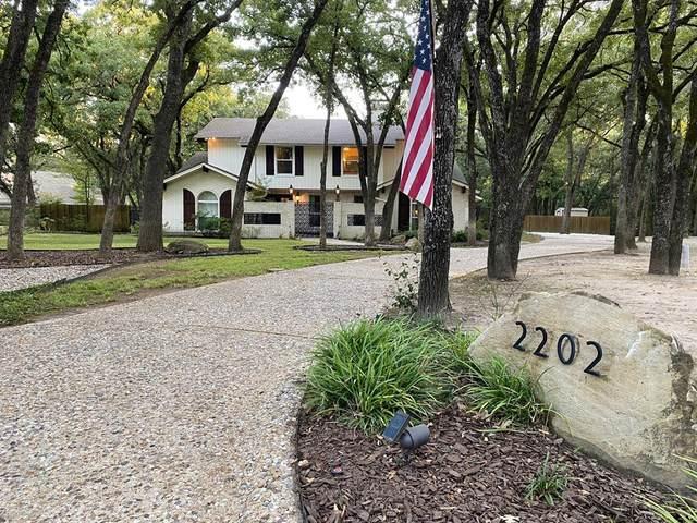 2202 Highland Circle, Corsicana, TX 75110 (MLS #14687498) :: Trinity Premier Properties