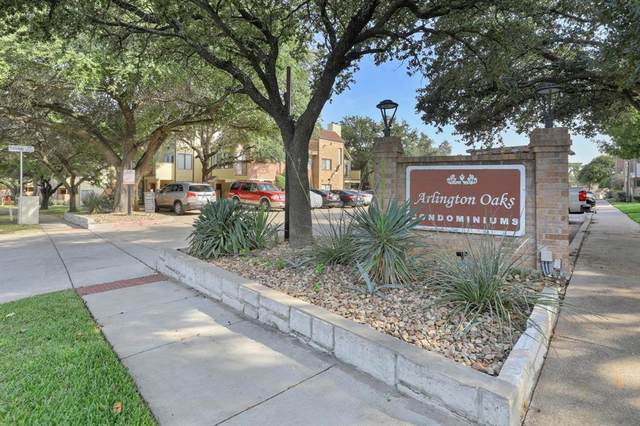 2304 Balsam Drive E103, Arlington, TX 76006 (MLS #14687499) :: Craig Properties Group