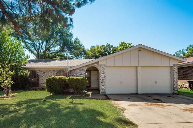7628 Castillo Road, Fort Worth, TX 76112 (MLS #14687502) :: Real Estate By Design