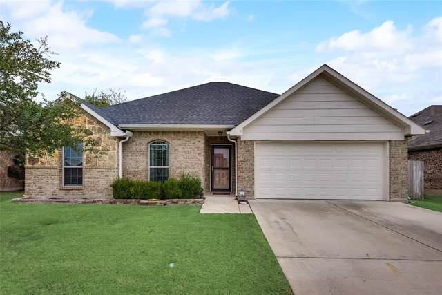801 Oakmont Drive, Ennis, TX 75119 (MLS #14687508) :: Trinity Premier Properties