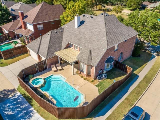 1445 Brookside Drive, Carrollton, TX 75007 (MLS #14687532) :: Epic Direct Realty