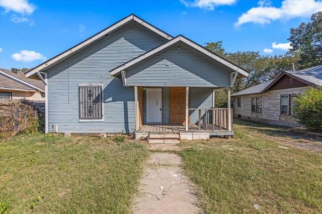 1451 E Allen Avenue, Fort Worth, TX 76104 (MLS #14687536) :: The Star Team | Rogers Healy and Associates