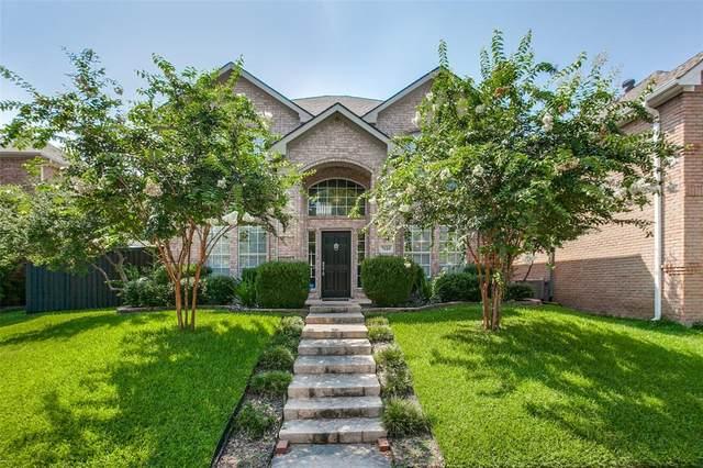 7610 Chadwick Court, Dallas, TX 75248 (MLS #14687540) :: Lisa Birdsong Group | Compass