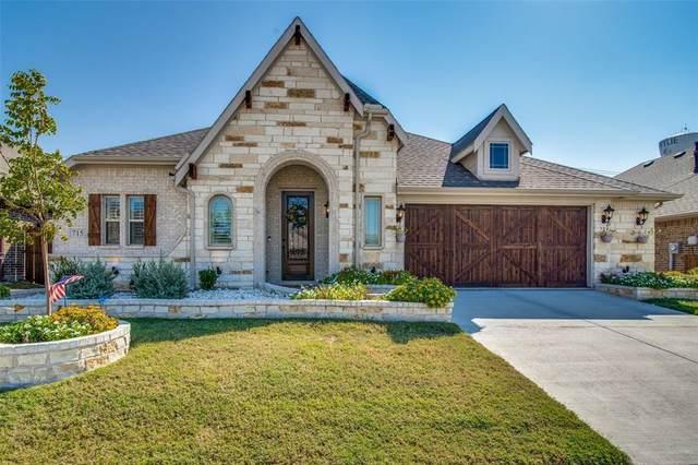 715 Rockingham Drive, Wylie, TX 75098 (MLS #14687546) :: Lisa Birdsong Group | Compass